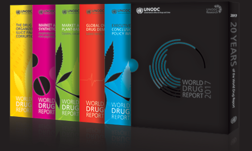 2017 World Drug Report | Cannabis Seeds Store