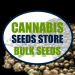 100 Seed Bulk Packs - Cannabis Seeds Store