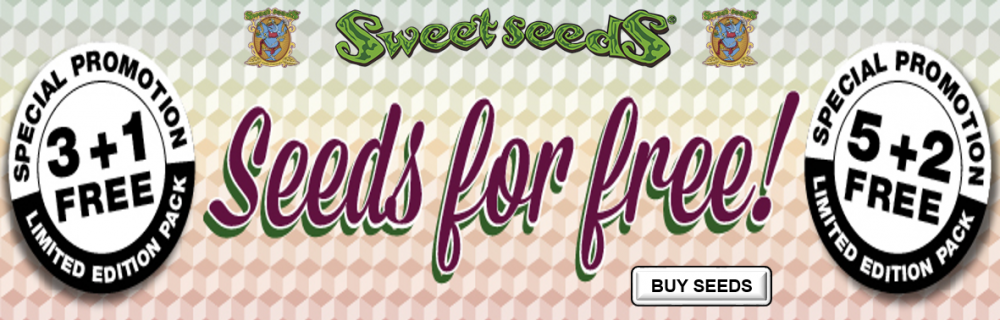 Sweet Seeds Promotion | Cannabis Seeds Store